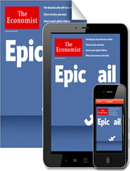 The Economist - Print & Digital Bundle3