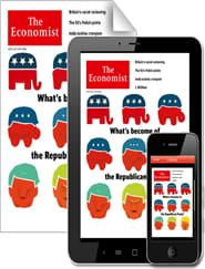 The Economist - Print & Digital Bundle2
