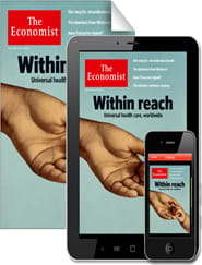 The Economist - Print & Digital Bundle1