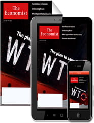 The Economist - Print & Digital Bundle0