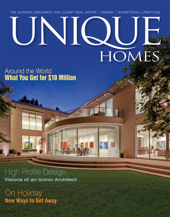 Unique Homes Magazine | Unique Homes Magazine Subscription