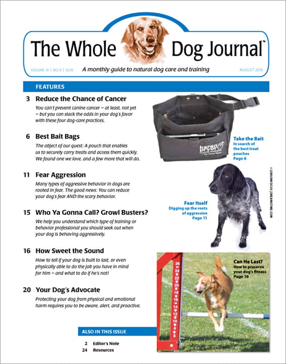 Whole Dog Journal