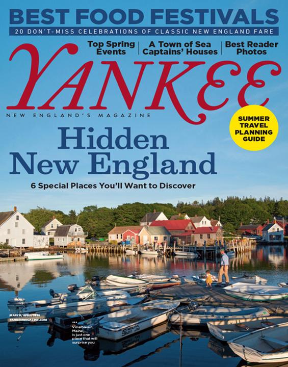 yankee magazine - Houses Magazine Subscription