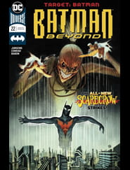 Batman Beyond Comic