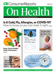 Consumer Reports On Health Newsletter