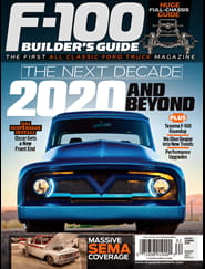 F-100 Builder's Guide
