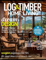 Log & Timber Home Living