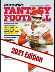 Rotowire Fantasy Football Guide 2021