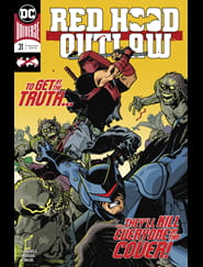 Red Hood and the Outlaws Comic