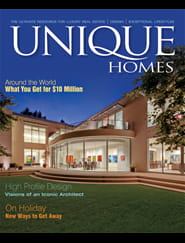 Unique Homes